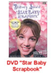 DVD Star Baby Scrapbook
