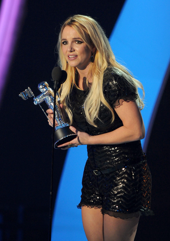 Певица получила награду в номинации Лучшее поп-видео. Бритни Спирс