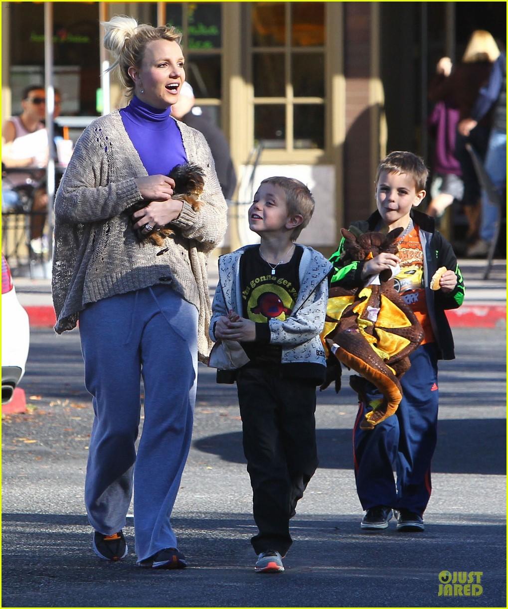 Спирс и дети фото